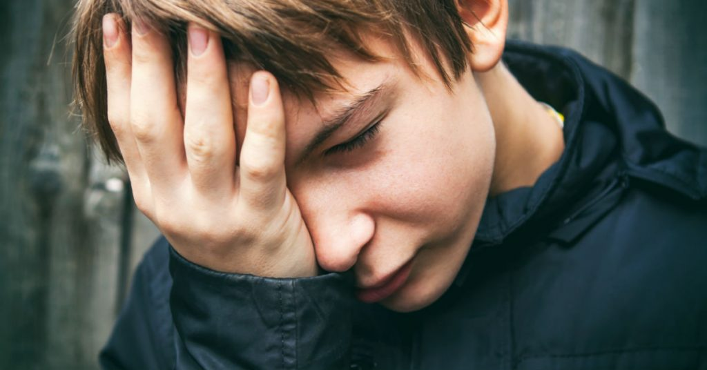 What To Do When Your Teenager Is Out Of Control